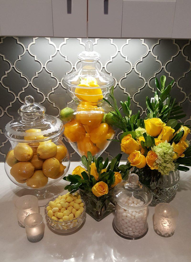 Loving Lemons!
