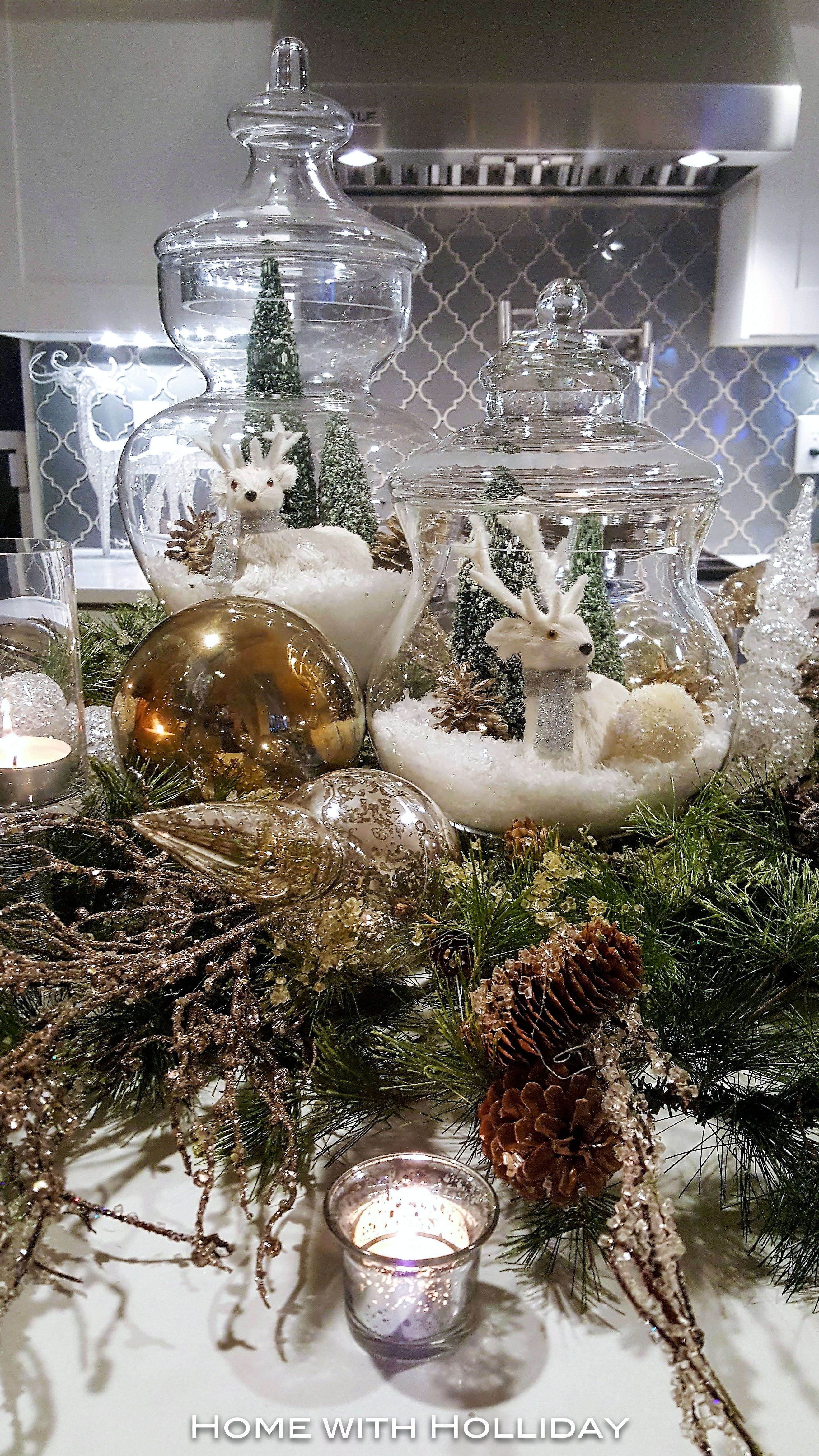 Easy And Elegant Christmas Decorating Ideas Home With Holliday