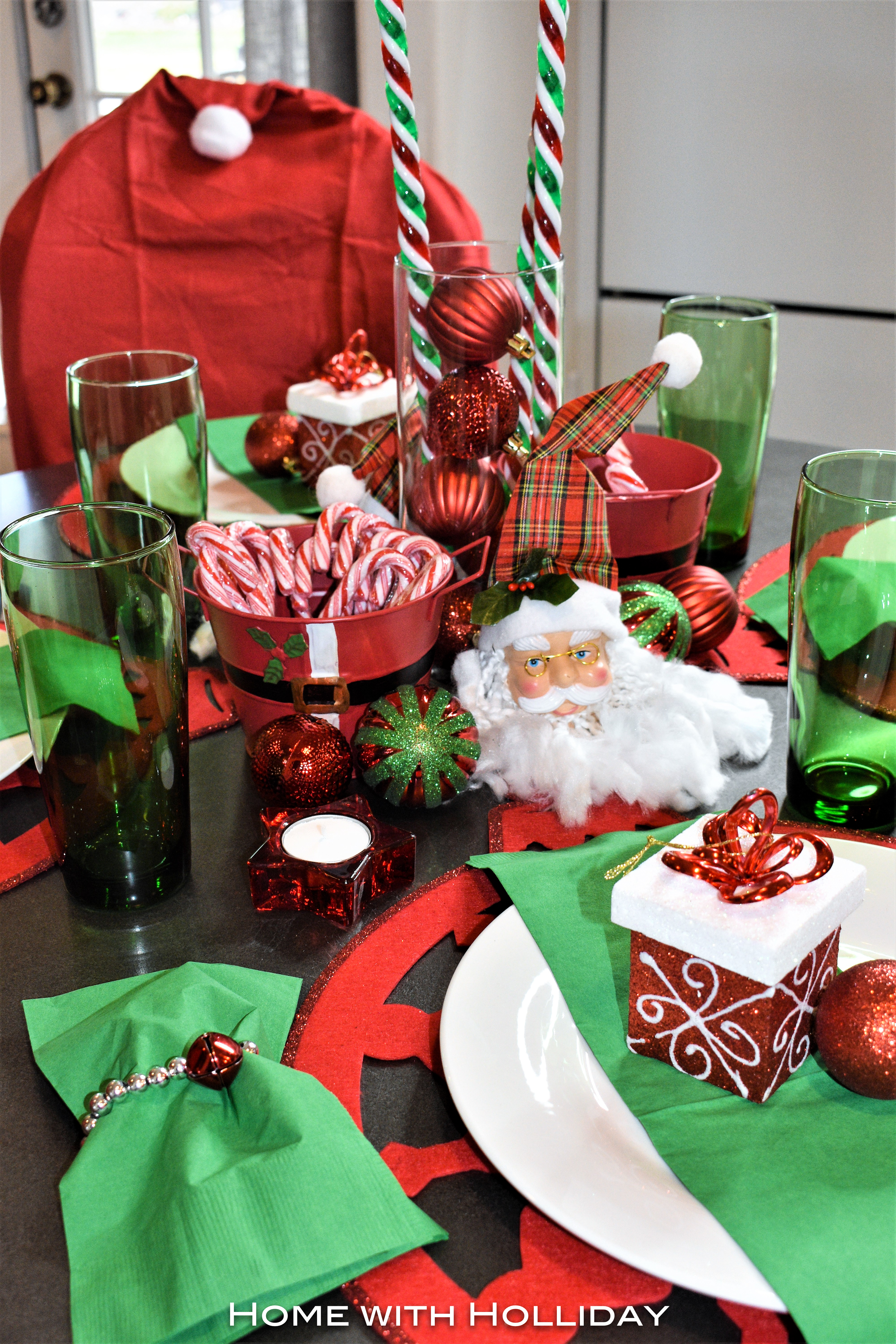 this is my third post showcasing a table setting created with only items purchased from my local dollar tree store for this dollar tree kids christmas - Dollar Tree Hours Christmas Eve