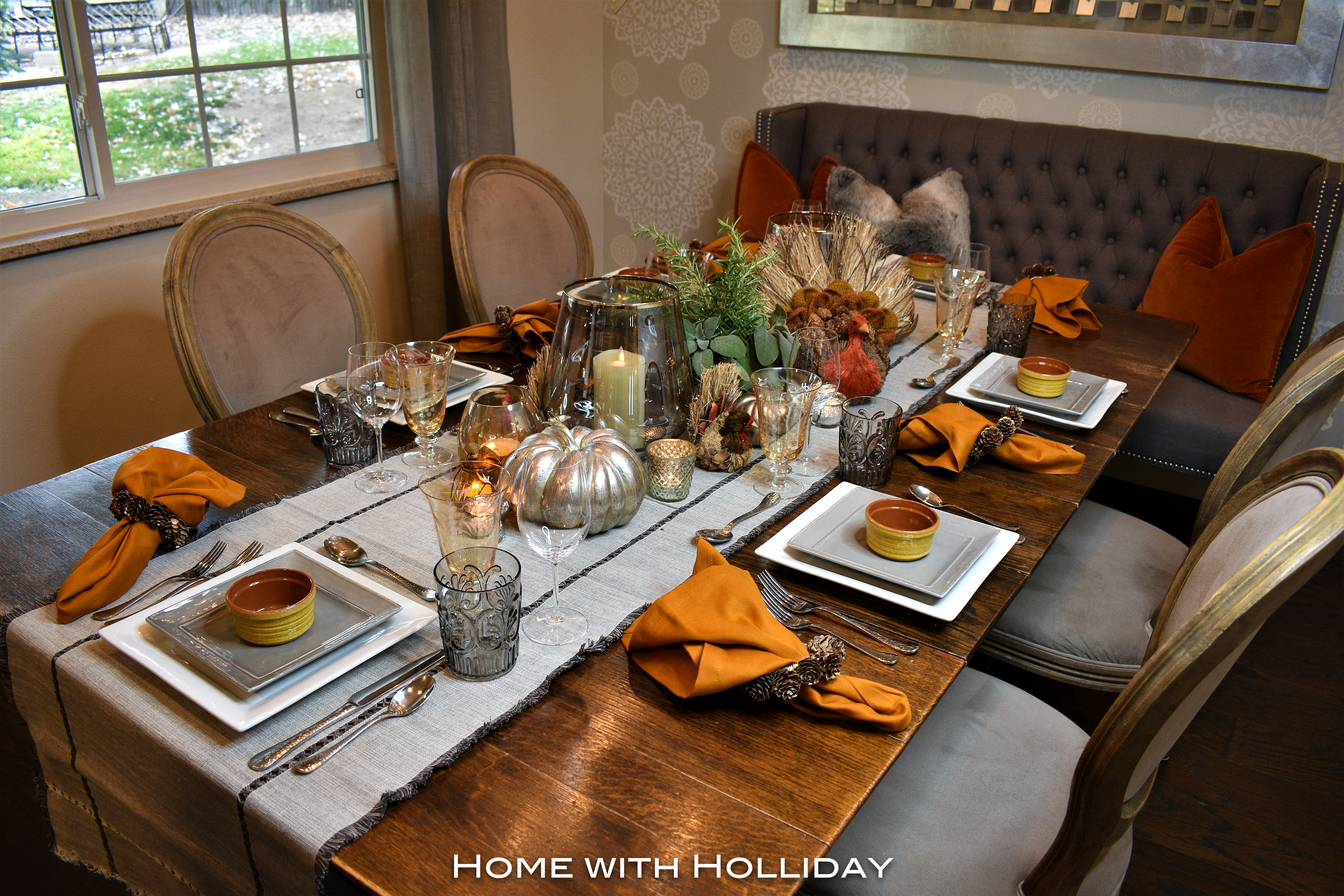 Best Fall Decor for Table Settings on Amazon 1