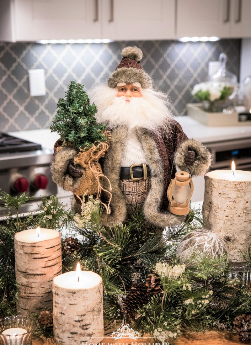 Christmas Home Tour 2017 – Kitchen