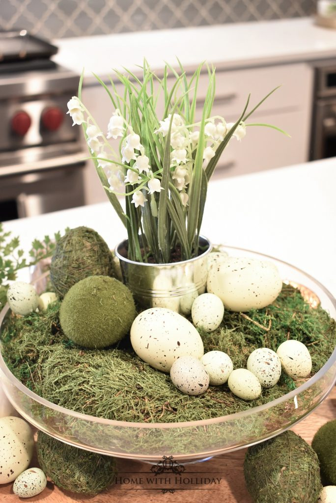 Tips for Creating Simple Spring or Easter Décor - Home with Holliday