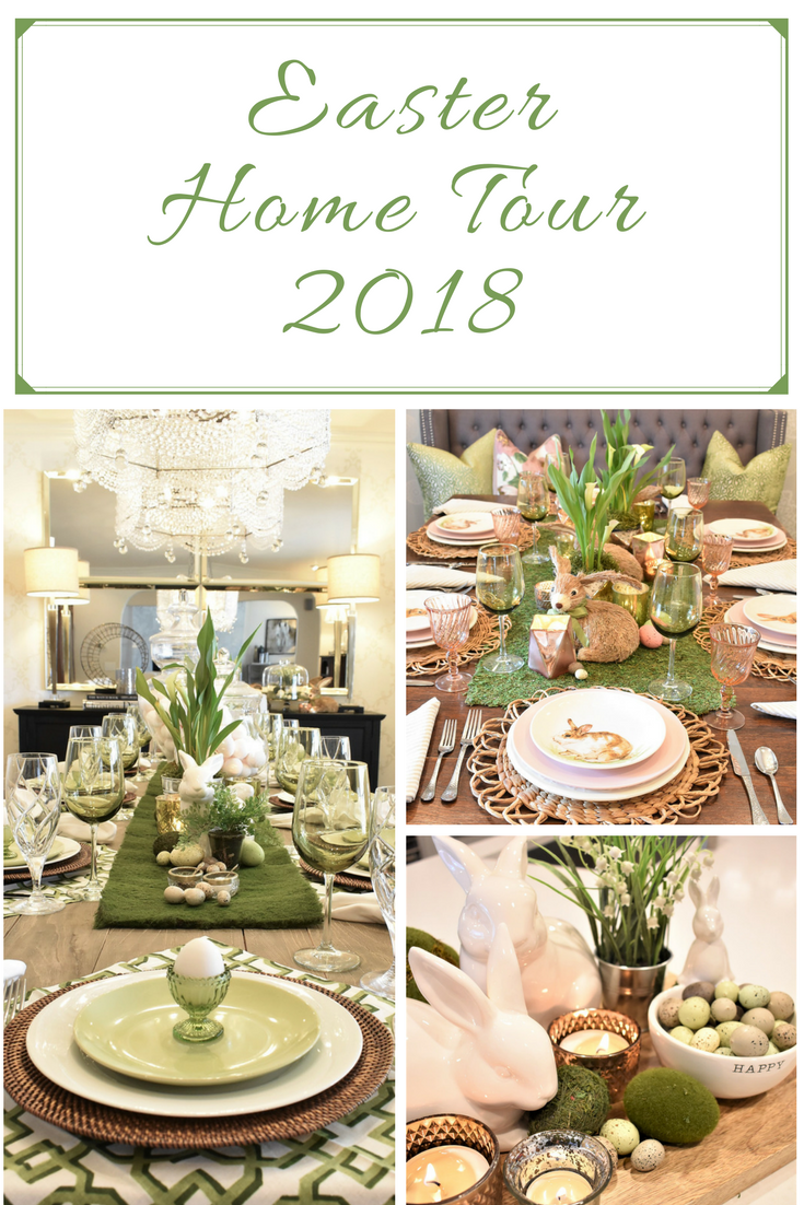 Easter Home Tour 2018 Home With Holliday