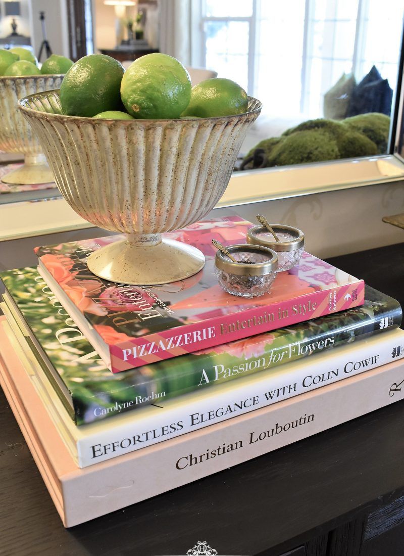 Friday Favorites – Coffee Table Books on Entertaining and Cooking