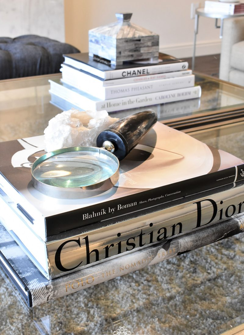 My favorite Coffee Table Books - Home with Holliday