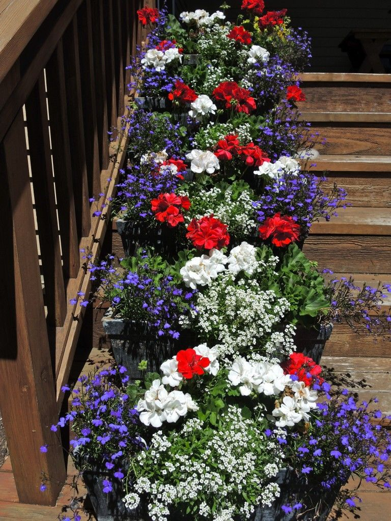 Gorgeous Patriotic Decor Inspirations - Home with Holliday