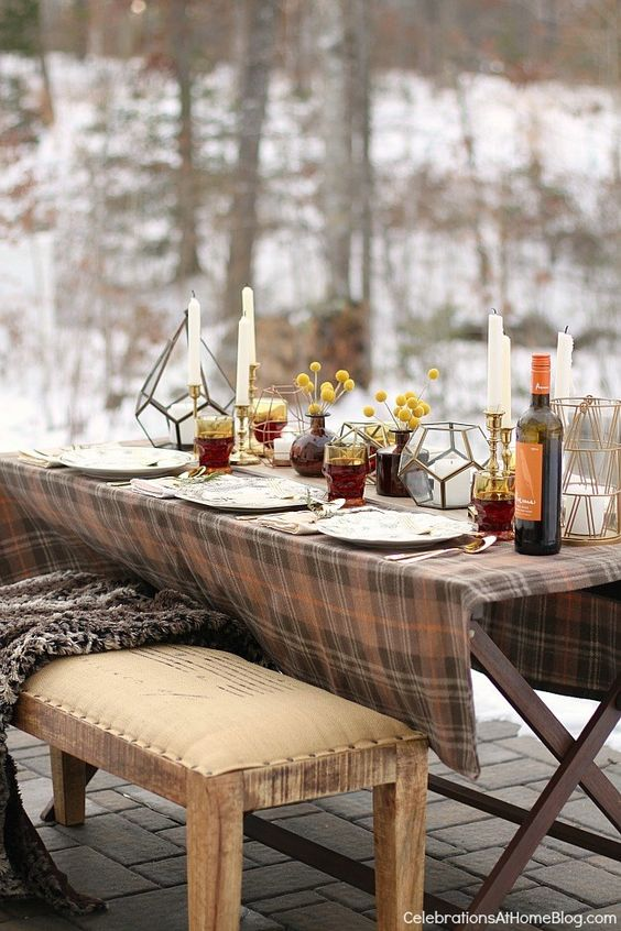 Creative Ideas for Fall or Thanksgiving Table Settings and Home Decor 28