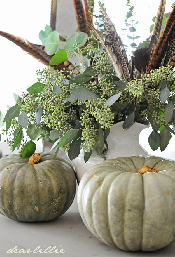 Creative Ideas for Fall or Thanksgiving Table Settings and Home Decor 19