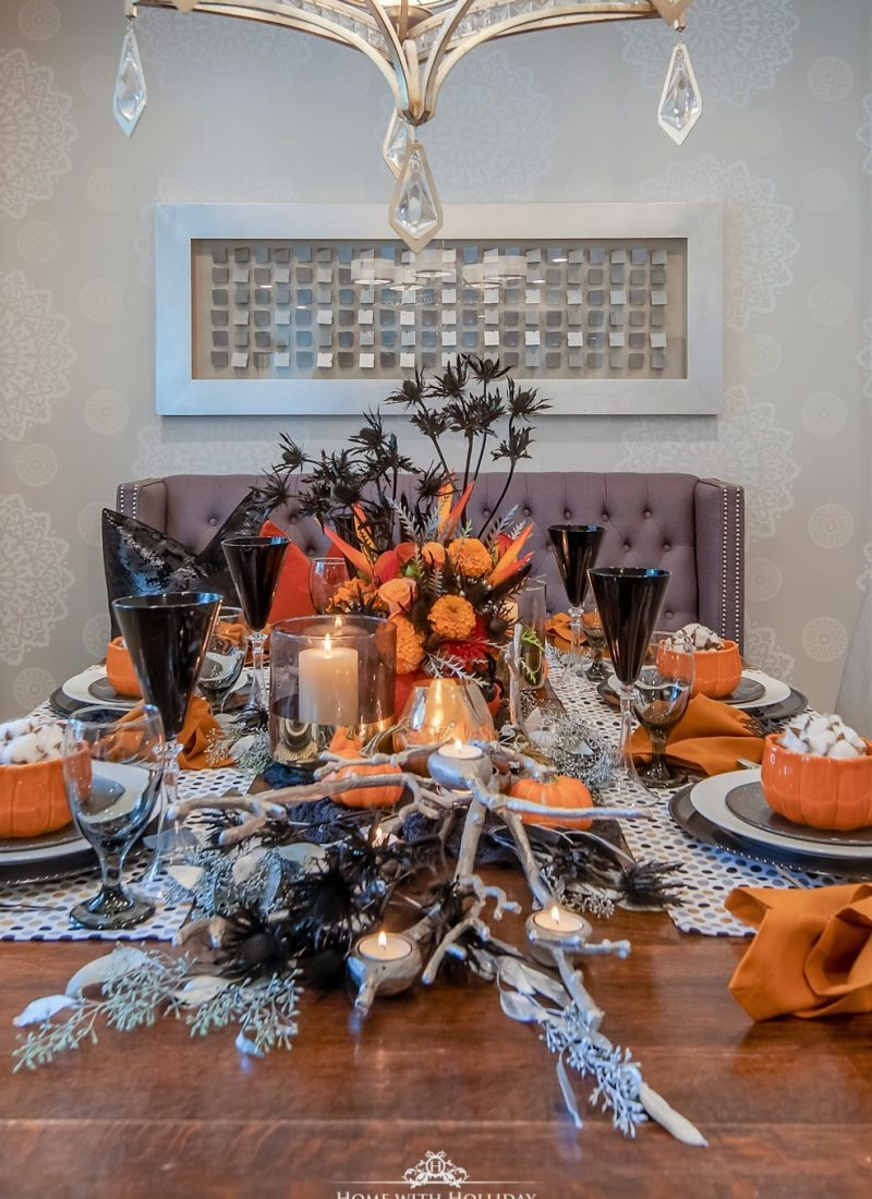 Holiday Hosting at Home - Thanksgiving Decor, Recipes and More! - Home with Holliday