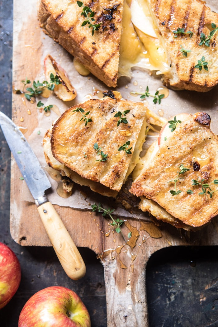 Best Apple Recipes for Fall - for Lunch - Home with Holliday