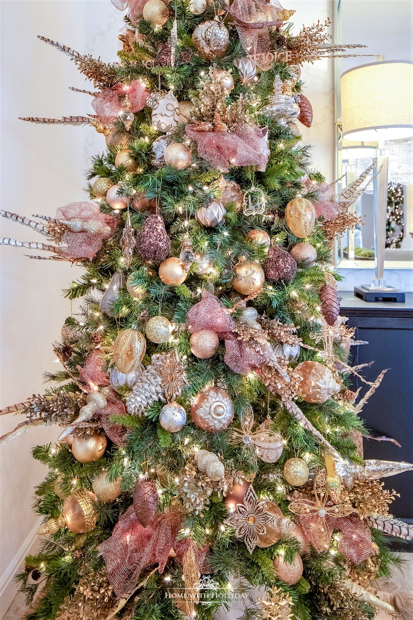 I Am So Excited To Show You One Of My Christmas Trees For This Year Part Goal Here Is How Can Make Simple Changes The