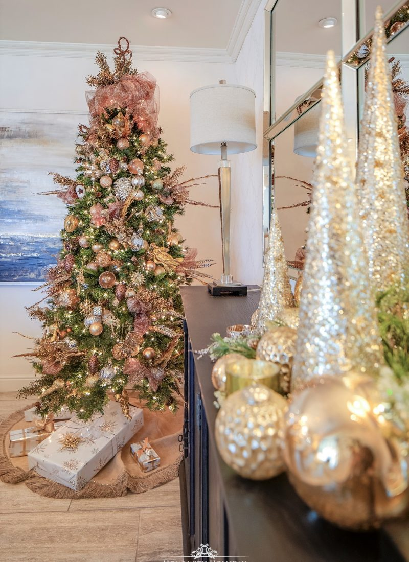 My favorite Christmas Trees of 2018!