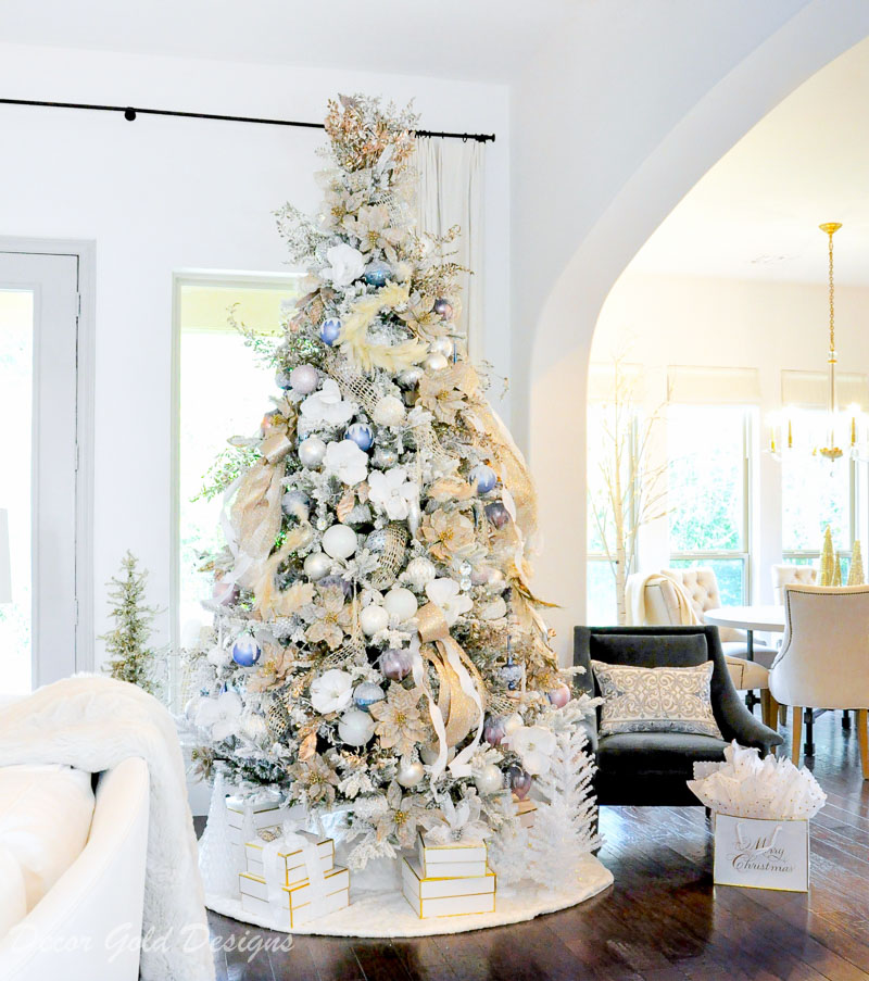My favorite Christmas Trees of 2018! - Home with Holliday