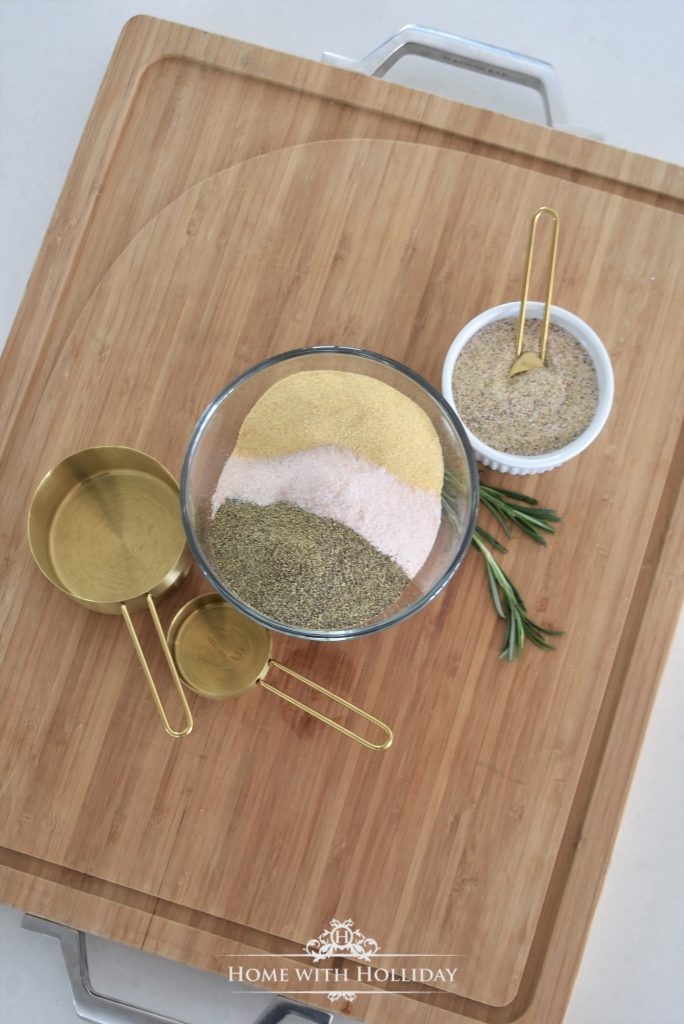 Holliday's Homemade House Seasoning Gifts - Home with Holliday