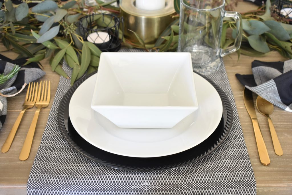 Simple Masculine Dinner Party Ideas - Home with Holliday