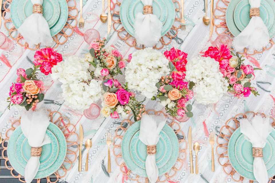 Home with Holliday's Top 10 Posts of 2019 - Backyard Party Ideas: Anthropologie Inspired Dinner Party
