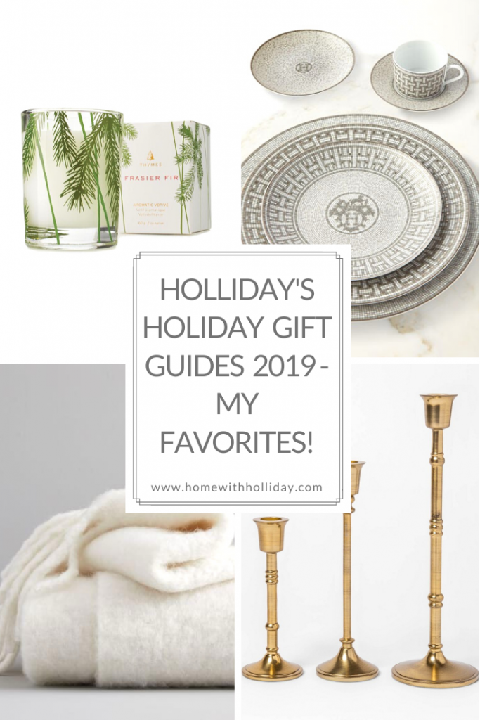 Holliday's Holiday Gift Guides 2019 - My Favorites!