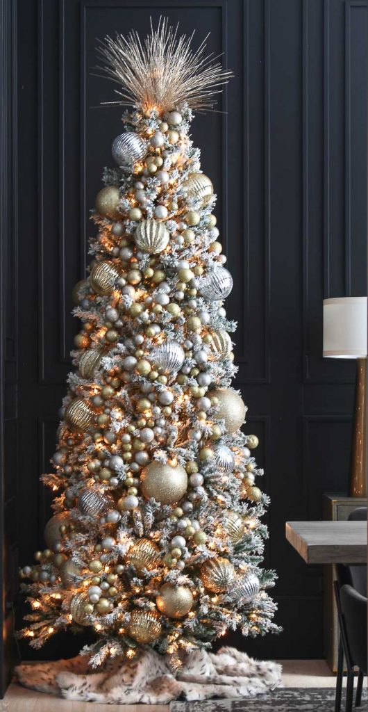 My favorite Christmas Trees of 2019! - Home with Holliday - House of Silver Lining