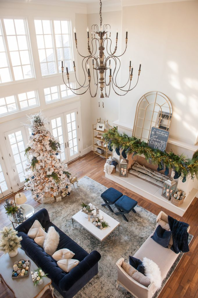 My favorite Christmas Trees of 2019 - Home with Holliday - Home with Holly J