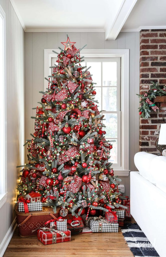 My favorite Christmas Trees of 2019 - Home with Holliday - Inspired by Charm