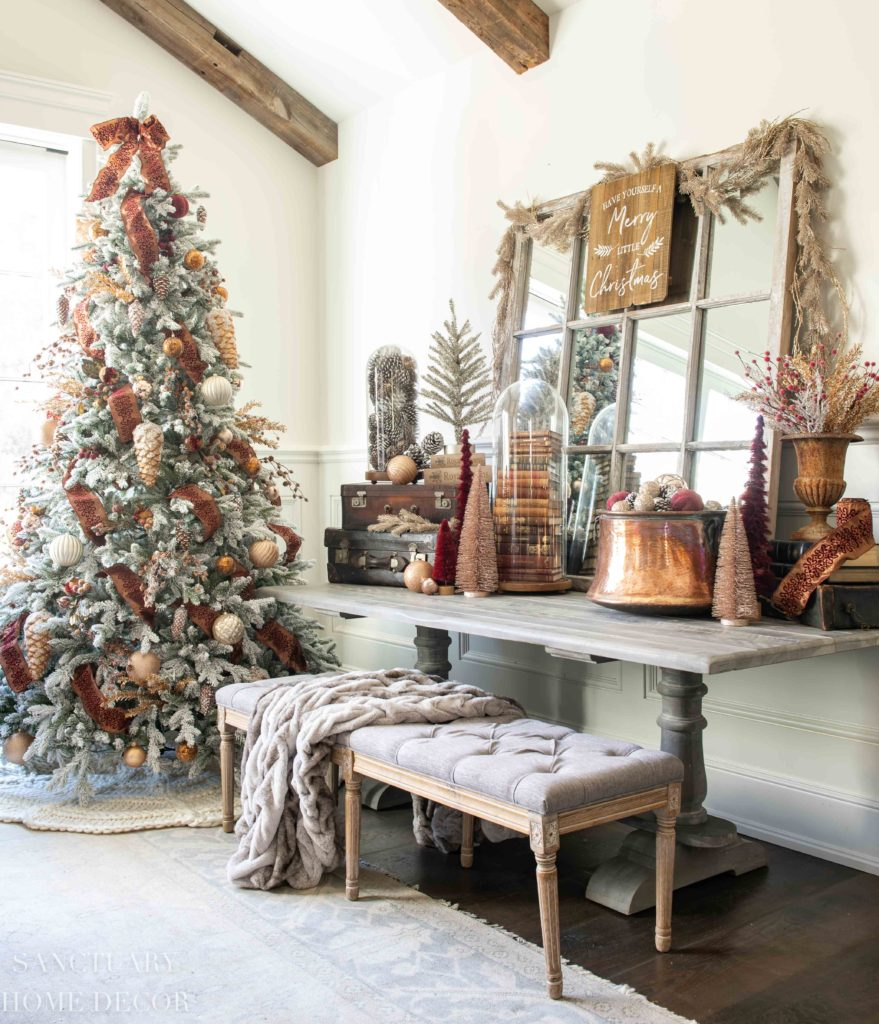 My favorite Christmas Trees of 2019! - Home with Holliday - Sanctuary Home Decor