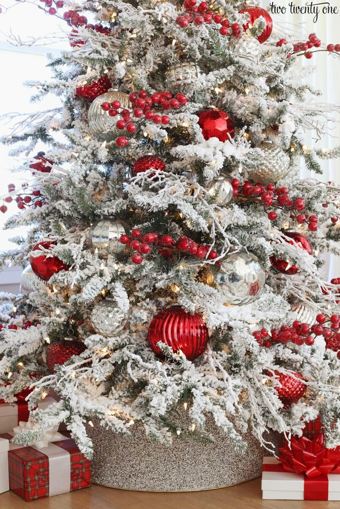 My Favorite Christmas Trees of 2019 - Home with Holliday - Two Twenty One