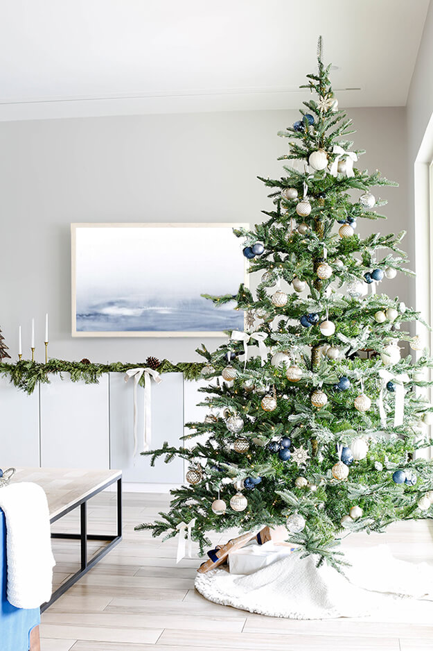My Favorite Christmas Trees of 2019 - Home with Holliday - Your Marketing BFF