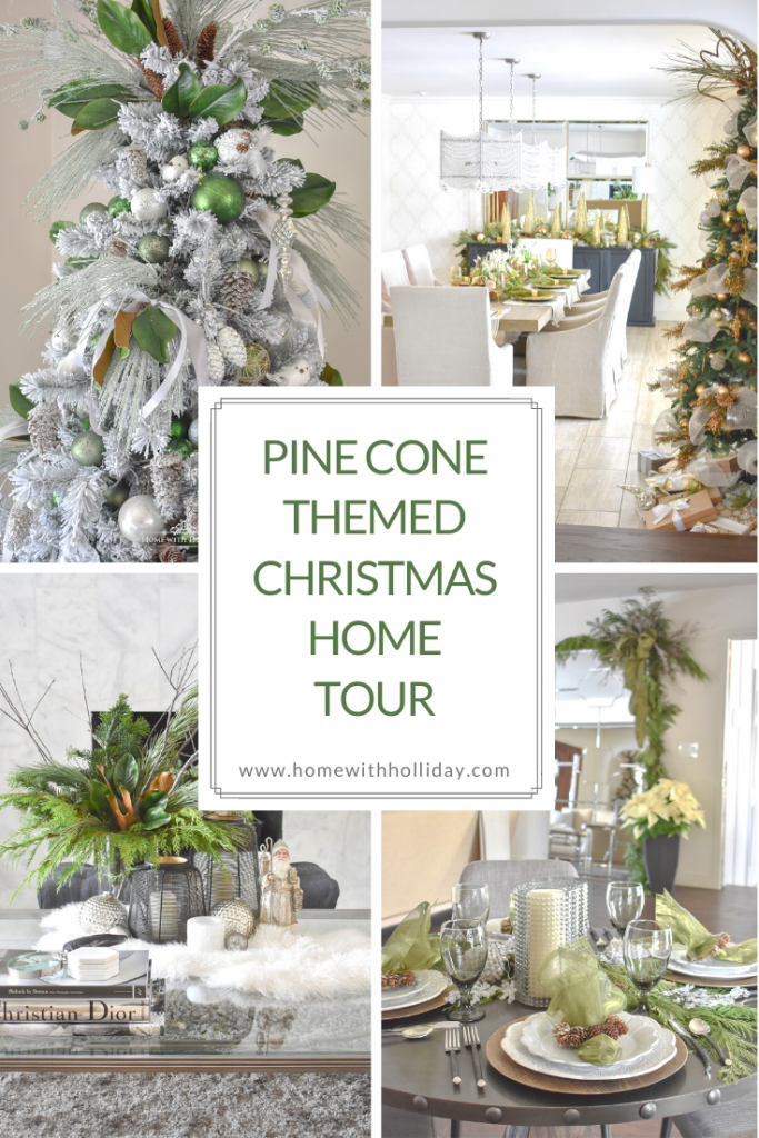 Pine Cone Themed Home Tour
