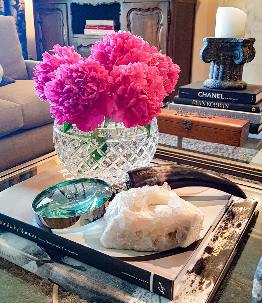 Styling your Coffee Tables - Home with Holliday