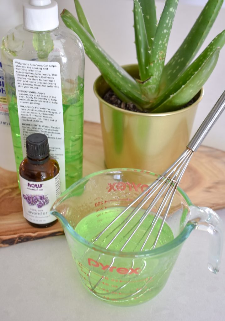 My DIY Homemade Hand Sanitizer Recipe - Home with Holliday