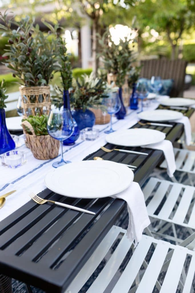 Alfresco Dining Ideas - Home with Holliday