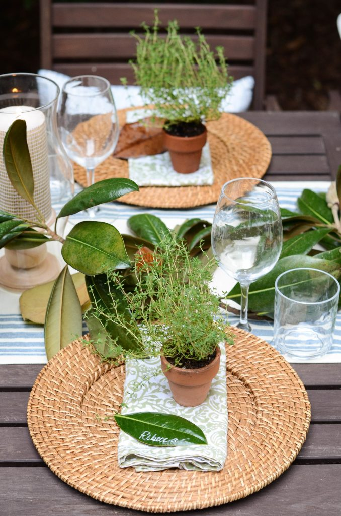 Fresh Alfresco Dining Ideas - Home with Holliday