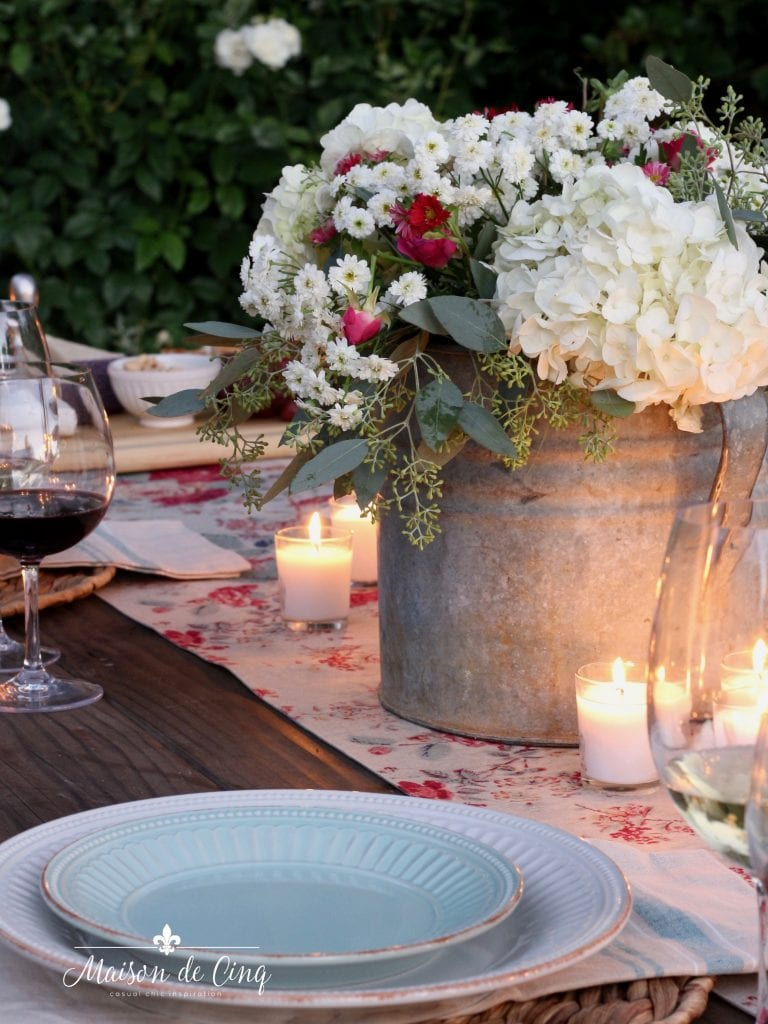 More Alfresco Dining Ideas - Home with Holliday
