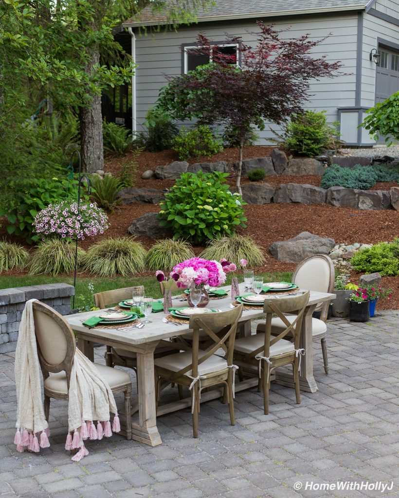 Alfresco Dining Ideas for Summer - Home with Holliday