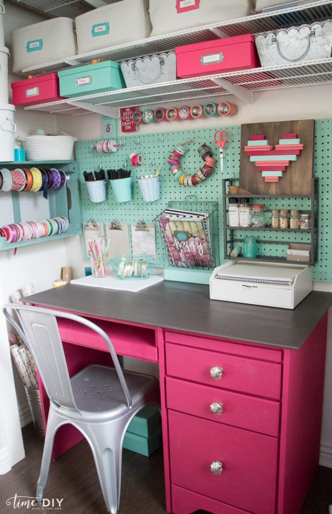 Fun Ways to Repurpose a Closet - Home with Holliday
