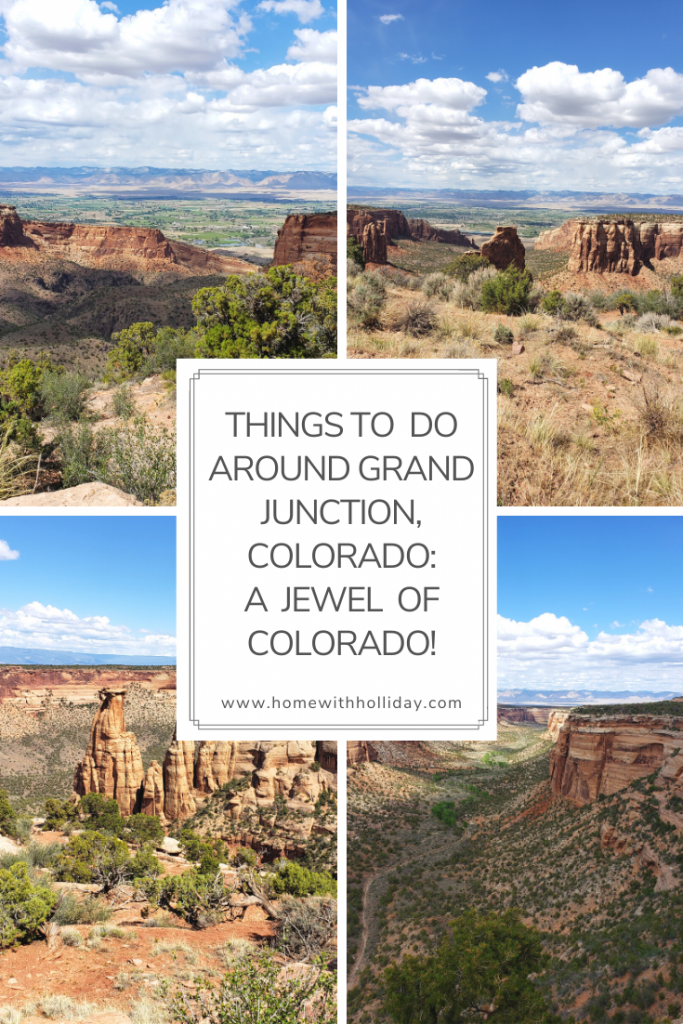Things to do around Grand Junction, Colorado - Home with Holliday