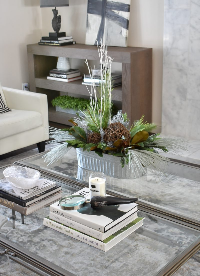 Tips to Transition your Decor from Christmas to Winter