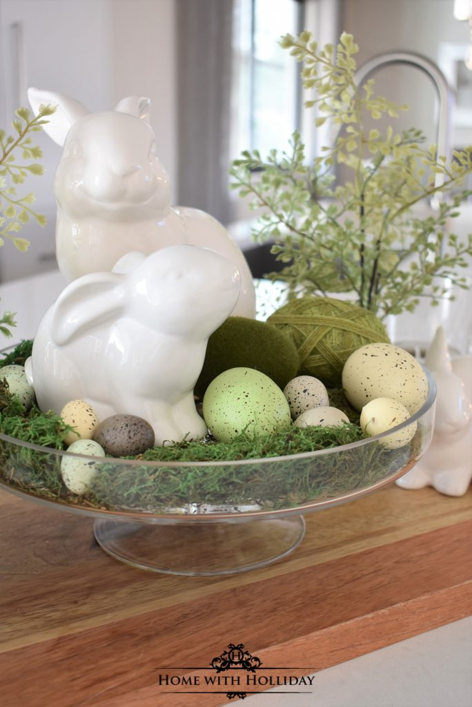 Ways to use Moss in your Spring Decor