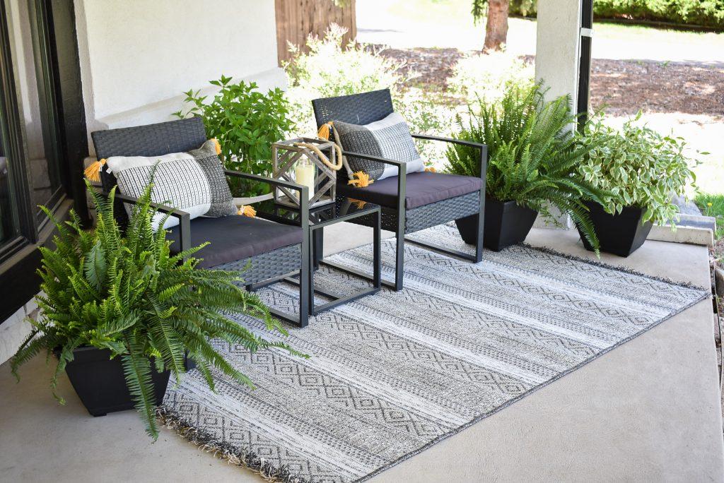 Simple Summer Planter Pot Ideas