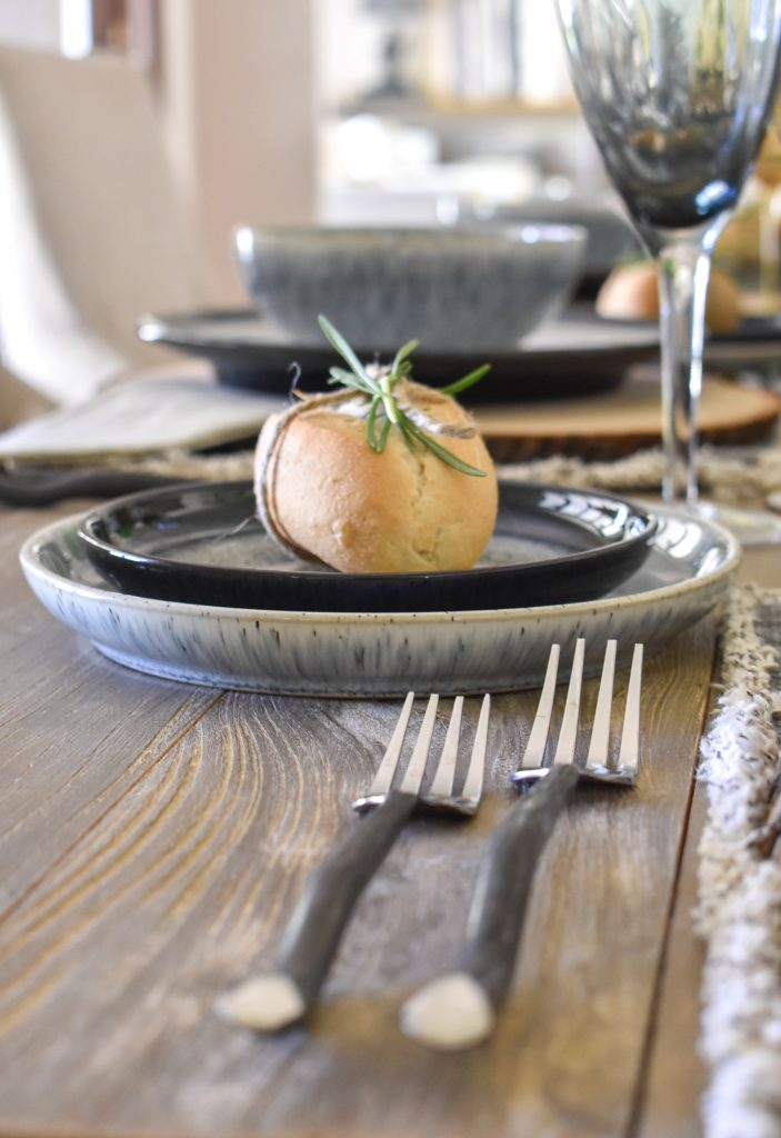 Flatware on a Sophisticated Father's Day Table